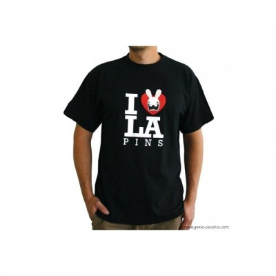 T-shirt Lapins Crétins - Love Lapin Homme - XXL