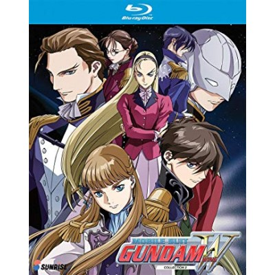Mobile Suit Gundam Wing - Partie 2/2 - Edition Collector BR - VF + VOSTFR