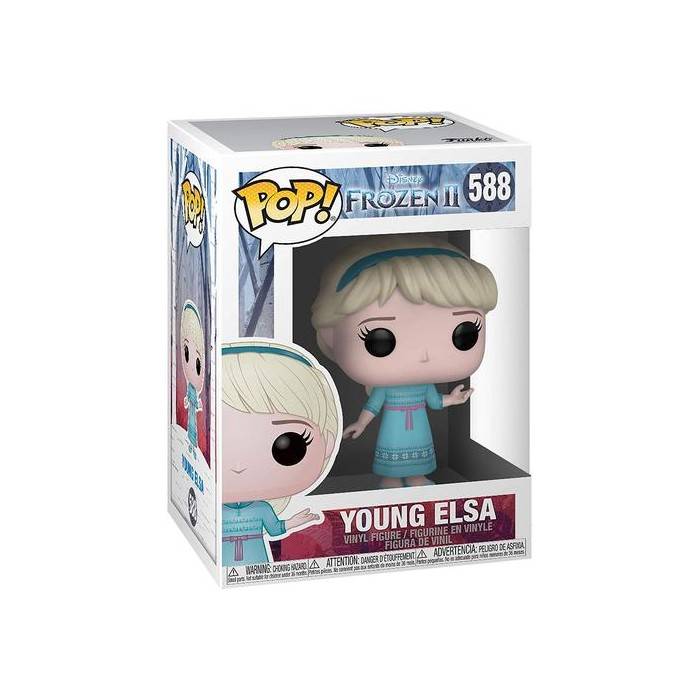 Young Elsa - Frozen 2 (588) - Pop Disney