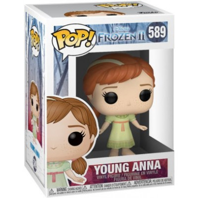 Young Anna - Frozen 2 (589) - Pop Disney