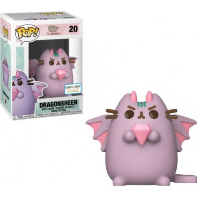 Dragonsheen with Gem - Pusheen (20) - Pop Television - Exclusive