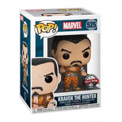 Kraven the Hunter - Marvel (525) - Pop Marvel - Exclusive