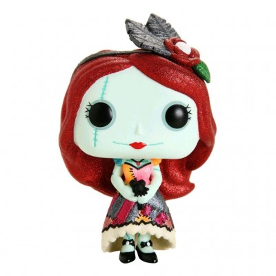 Dapper Sally (Diamond Glitter) - Nightmare Before Christmas (313) - Pop Disney - Exclusive