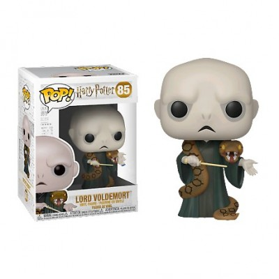 Voldemort w/ Nagini - Harry Potter (85) - Pop Movies - Exclusive