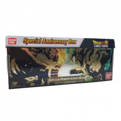 JCC - Special Anniversary Box - Dragon Ball Super (FR) x6
