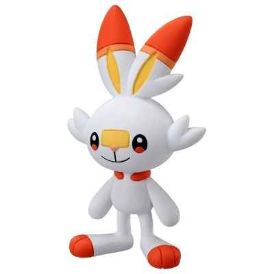 Pokemon - Figurine PVC Flambino - MS 04 (4cm)