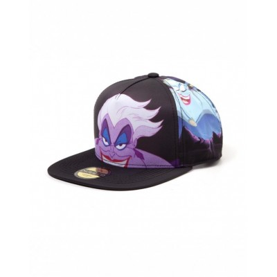Casquette - Ursula - The little Mermaid