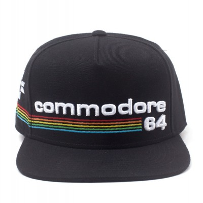 Casquette - Full Rainbow - Commodore 64