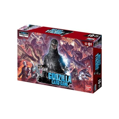 Godzilla - Jeu de cartes - Chrono Clash System - Tournament Kit
