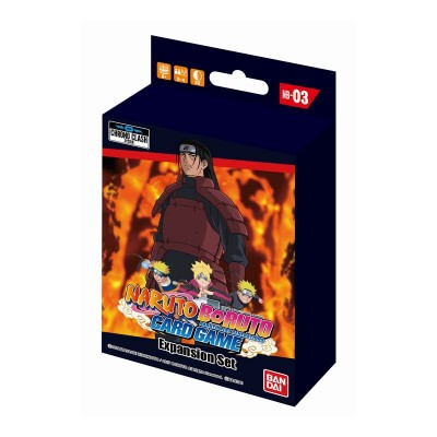 Naruto / Boruto - Jeu de cartes - Chrono Clash System - Deck d'extension n°3