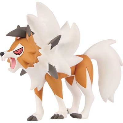 Pokemon - Figurine PVC Lougaroc - MS-15 (8cm)