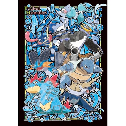 Puzzle Pokémon - Starters Type Eau - 208 pièces