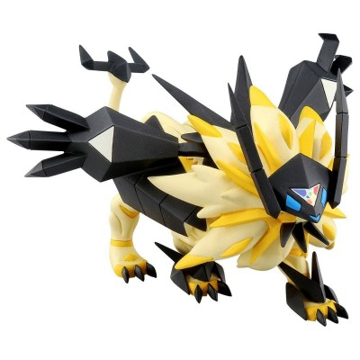 Pokemon - Figurine PVC Necrozma Crinière du Couchant - ML-16 (12 Cm)