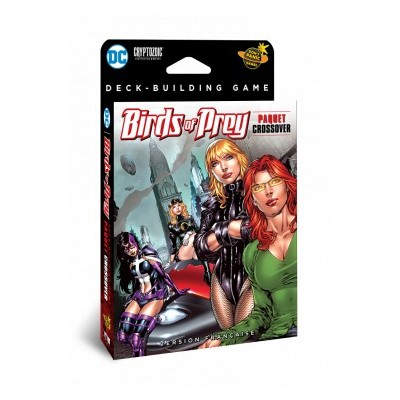 DC Comics - Deck Bulding - Extension Birds of Prey