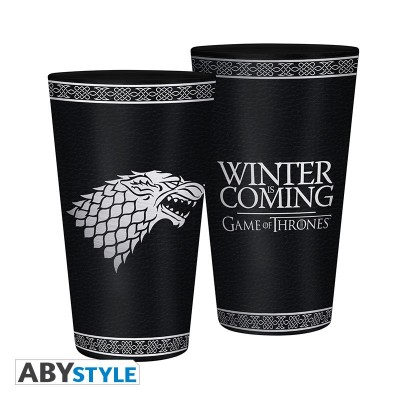 Verre XXL - Stark - Game of Thrones - 460ml