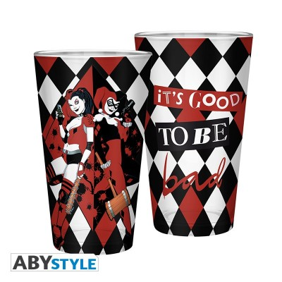 Verre XXL - Harley Quinn - Batman - 460ml