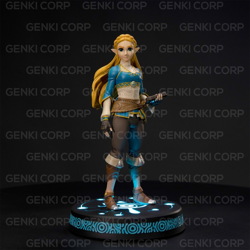 Zelda - PVC F4F - Zelda Breath of the Wild - Collector Edition