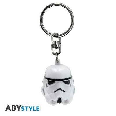Porte-Clef 3D Rubber - Storm Trooper - Star Wars