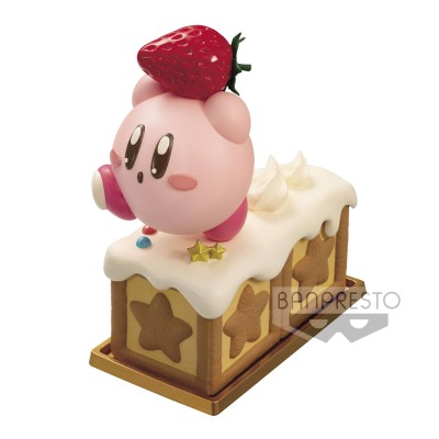 Kirby with Strawberries Cake - Kirby - Paldolce Collection