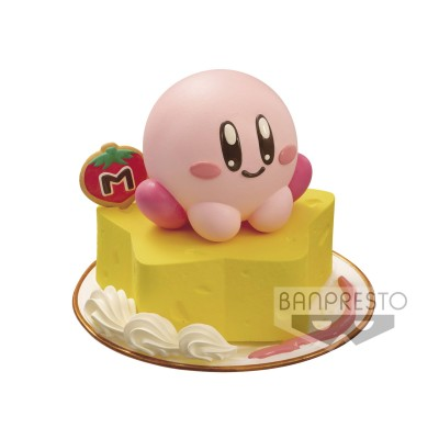 Kirby with Star Cake - Kirby - Paldolce Collection