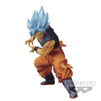 Son Goku - Dragon Ball - Super Maximatic ver.2 - 20cm