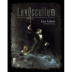 Lex Occultum - Lex Libris - Livre de base