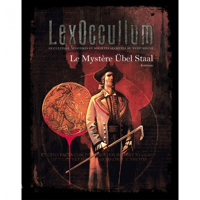 Lex Occultum - Le Mystère Ubel Staal