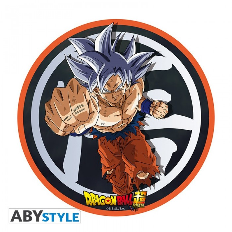 Tapis de Souris - Dragon Ball Super - Goku Ultra Instinct
