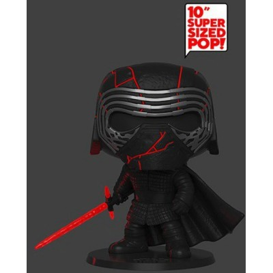 Kylo Ren Supreme Leader (Glow in the Dark) - Star Wars episode IX (344) POP Movies - Super Oversize 10'