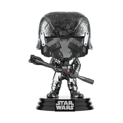 Knight of Ren (Club) (Hematite Chrome) - Star Wars episode IX (360) - Pop Movie