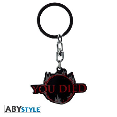 Porte-Clés - You Died - Dark Souls