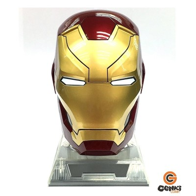 Enceinte Bluetooth - Captain America 3 : Civil War - Ironman - Casque MK46 1:1
