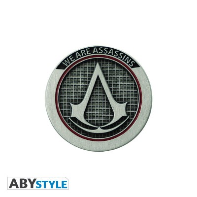 Pin's - Crest - Assassin Creed