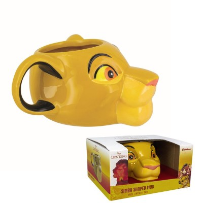 Mug 3D - The Lion King - Simba