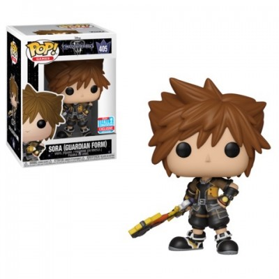 Sora (Guardian Form ) - Kingdom Hearts (405) - Pop! Games (exclu Fall Convention)
