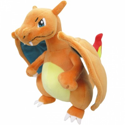 Dracaufeu - Peluche - PP95 - Pokemon - 20 cm
