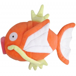 Magicarpe - Peluche - PP98 - Pokemon - 18 cm