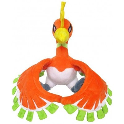 Ho-Oh - Peluche - PP143 - All Star - Pokemon - 20 cm