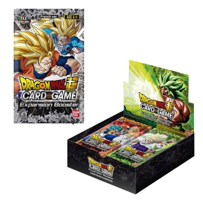 "JCC - Booster ""Expansion Set 01"" - EB01 - Dragon Ball Super (FR) - (24 boosters)"