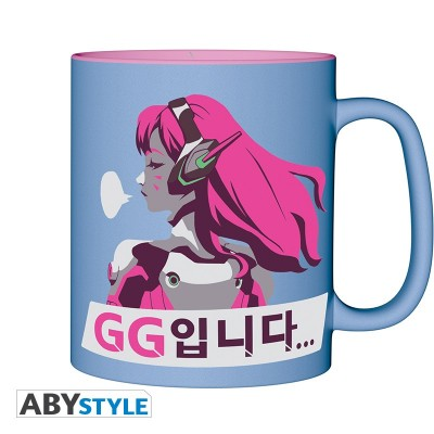 Mug - Overwatch - D.Va - 460ml