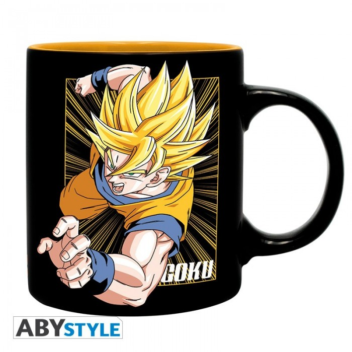 Mug - Dragon Ball Z - Goku et Vegeta - 320ml