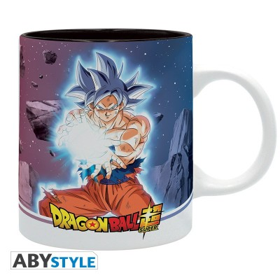 Mug - Dragon Ball Super - Goku Ultra Instinct Vs Jiren - 320ml Subli