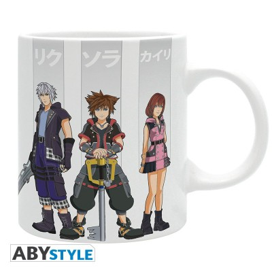 Mug - Kingdom Hearts - Hero - 320ml Subli Mate