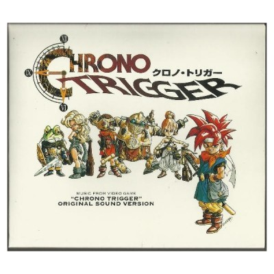 Chrono Trigger - 3 CD BOX - OST