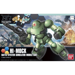 High Grade Build Fighters - Hi-Mock - 1/144