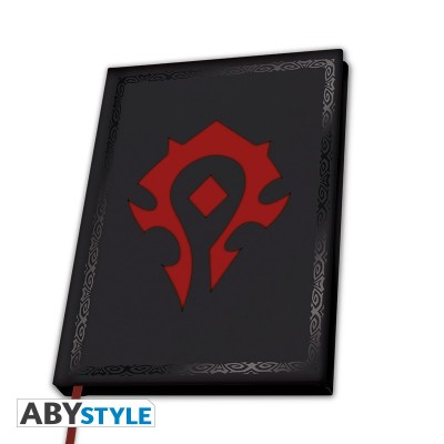 Carnet de Note - Horde - World of Warcraft - A5