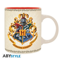 Mug - Poudlard, les 4 Maisons - Harry Potter - 320ml