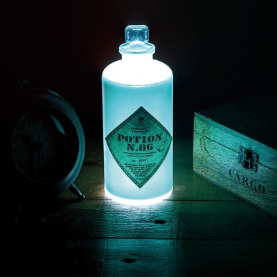 """Lampe - Harry Potter - """"Fiole Potion n° 86"""""""