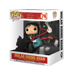 Mulan on Khan - Mulan (76) - Pop Rides 6''