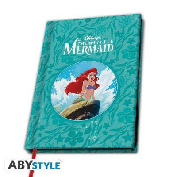 Carnet de Note - Ariel - Disney - A5